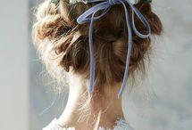 wedding hair&make