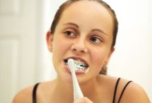 Proper Brushing & Oral Hygiene w/Braces / Proper Brushing with braces and keeping your 6 month dental check ups is very important with good oral hygiene w/braces.