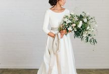 Bridal Gowns / Vintage wedding dresses, pink wedding dresses, blush wedding dresses, ballgowns, sweetheart necklines, mermaid wedding gowns, drop-waist wedding gowns. All styles for every budget, and every bride!