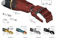 cybronetic arm