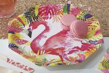 ☆ Flamingo Party ☆