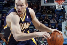 2011-2012 Roster / The 2011-2012 roster of the Indiana Pacers / by Indiana Pacers