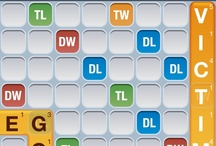 100-point Words With Friends plays / There's something magical about 100 points in a single turn on Words With Friends. Unless you are the people I was playing against, then it kind of sucks.