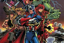 MC Universe - Avengers