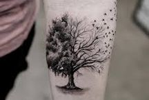 tattoo árbol