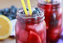Limonader og anna drykk