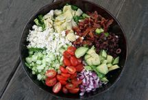 salads and sides / by Susan Lewinski Cortes
