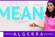 Algebra Video Lessons / Brightstorm Algebra includes 784 video lessons by fun and exciting math teachers. Our videos explain all important concepts in high school Algebra and 670 sample problem videos show step-by-step solutions to popular problem types. Enjoy these free videos and become a member to watch all 5,300 videos in math, science, English and ACT prep.