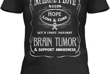 Brain Tumor Apparel