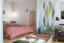 Organization- Bedroom