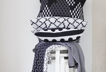 1kertaa2 / Beautiful Finnish design textile collection by Piia Kalliomäki and Marika Lehti