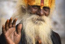 A Sadhu Varanasi