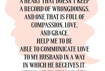 Husband prayers