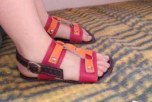 my barefoot greek handmade sandals