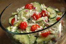 Salad for days