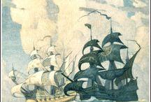 Artist - N. C. Wyeth