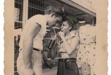 Vintage love / FOLLOW ON INSTAGRAM @retrolovebirds / by Vintage Vixen