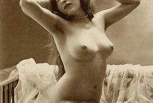 Vintage erotic