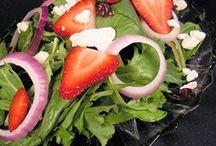 Salads / by Rita Boyd