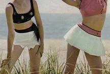 1960s Swimwear / 60s swimwear ideas / by 1960s Fashion Style