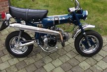 Project HONDA Dax - Custom
