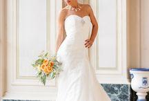 Wedding Dresses Inspiration / abiti da sposa e da cerimonia