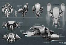 Ships/Drones