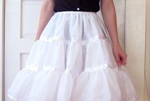 50 s dressmaking