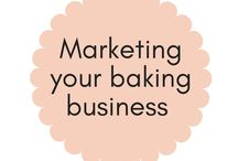 Marketing your baking business