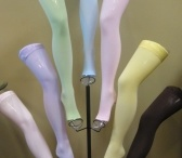Compression Stockings / All about compression! Graduated compression stockings are good for everyone. They come in fashion colors now too!
