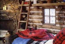 Cabin Life...Life in the Woods / Vacation in the woods...Cabin escape...Wonderful wildlife...Roughing it...Away from the city...Silence of nature...Relax and Renew...Breath... Enjoy !  Pinners welcome  to take whatever pleases you ! / by Avis Blowers