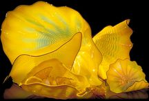 DALE CHIHULY GLASS / WHAT A TALENTED MAN HE IS!!! HIS DESIGNS ARE ABSOLUTELY AMAZING!!!