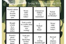 Spring Writing Bootcamp