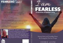 """""""I Am Fearless"""" Book / http://www.debbieleoni.com/resources/i-am-fearless-book/"""