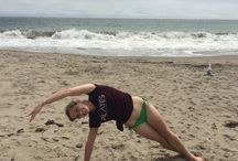 Summer Pilates Fun 2015 / PNWP instructors bust a Pilates move while on vacation.