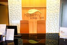 Westin Heavenly Spa / Treat yourself to a Heavenly Spa experience that awakens your senses. From healing massages, to cleansing facials and energizing body treatments, every element of your spa visit is designed to help you feel your best.