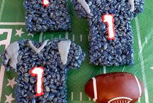 Super Bowl Treats - GO PATS! / by Cyrese Gorrin