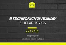 #technokickgiveaway