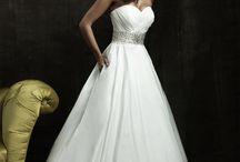 Svadobné Šaty Allure Bridals