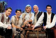 Celtic Thunder / A fantastic Irish band! / by FuzzyKiwi J.