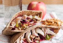 Bring your own lunch / lunch ideas for the whole family
