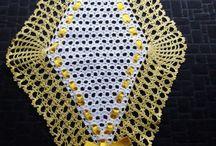Elişi -Dikiş Nakış-Örgü-Oya-Havlu Kenarı- Embroidery - Handmade