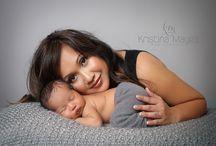 Kristina Mayes Photography {Newborns}