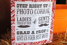 Tot Rock Round-Up Photo Booth