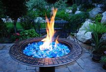 Fireplaces, Fire Pits and Fire Features