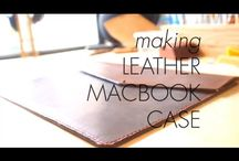 Leather work inspiration / Collection of inspiration of leather goods