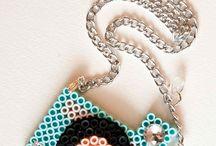 Perler bead...
