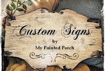 Signs / by Sondra Foust