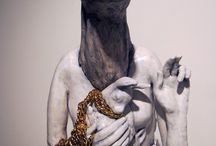 Ceramic figurative forms