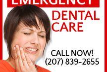 Dental Clinic Portland Maine / Emergency Dental Care at Morgan Dental Care in Portland Maine